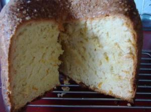 Sirnica or Easter Cake