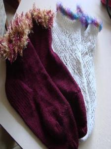 Socks for around the house