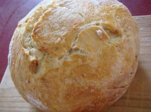 Yummy Basic Rustic Bread