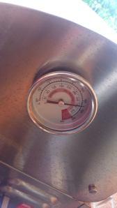 Pita Temperature